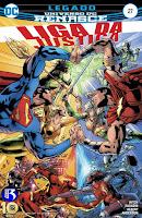 DC Renascimento: Liga da Justiça #27
