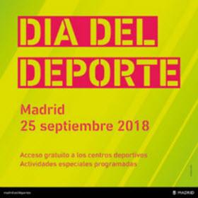 Día del Deporte 2018 con acceso gratis a los polideportivos municipales