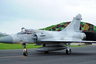 Jet Tempur Mirage Taiwan