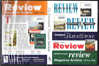 Standard Triumph Review Archive DVDs cover