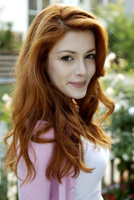 red hair satine Elena