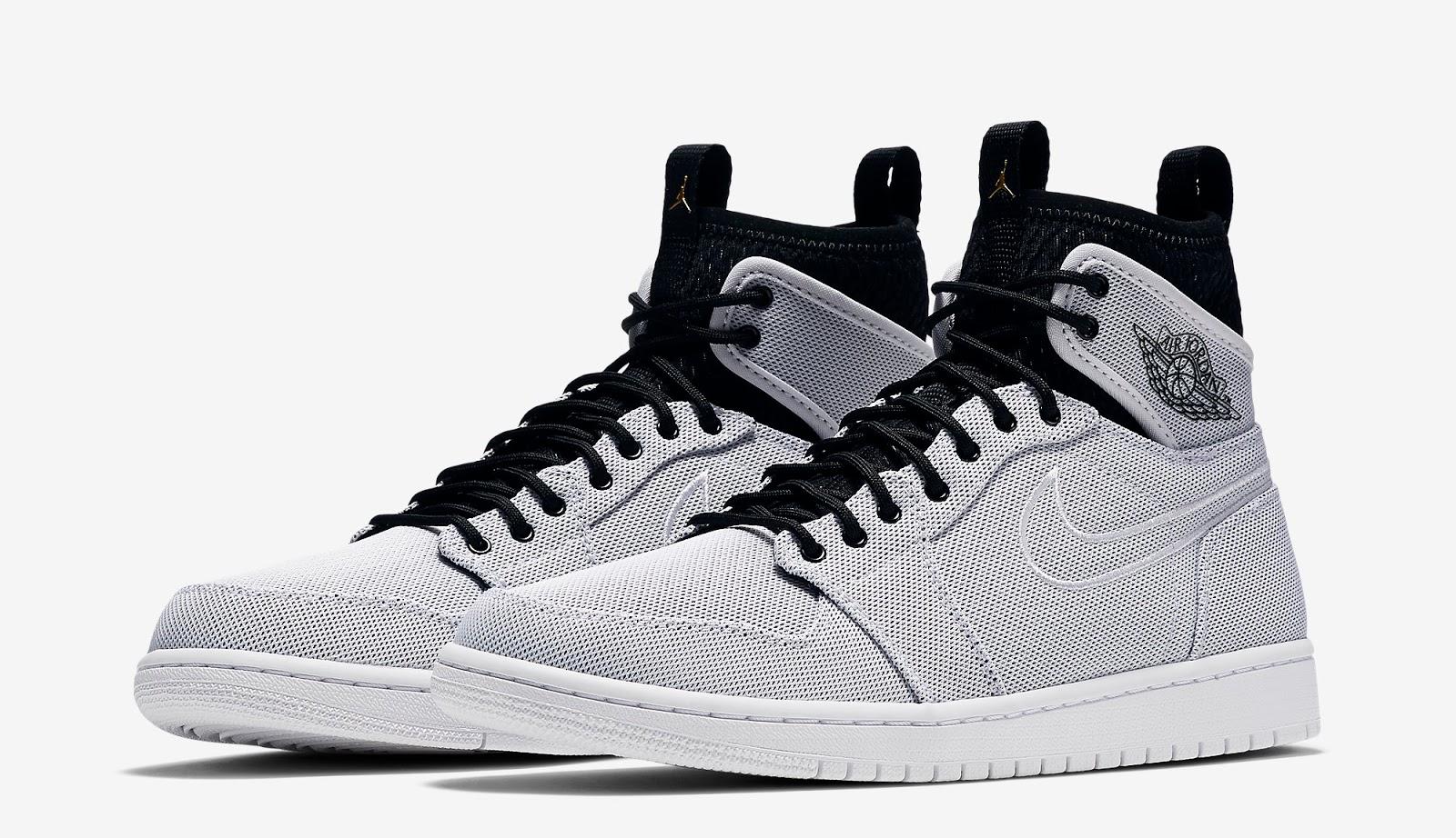 Air Jordan Un Rétro Chaussures Ultra Haut De Tennis