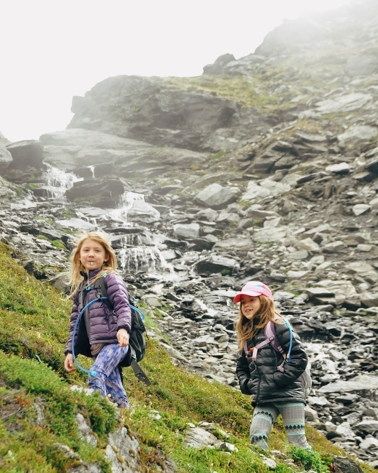 family hike hatcher pass