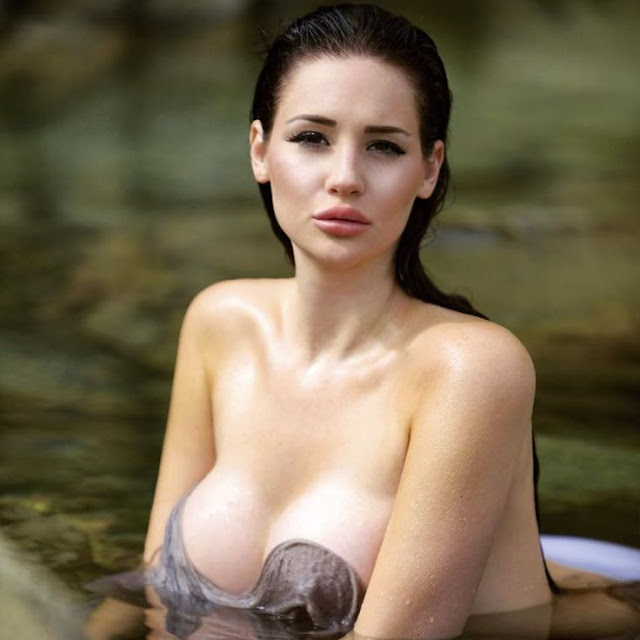 Alina Lewis tits