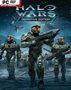 Halo Wars - Definitive Edition Jogos Torrent Download capa