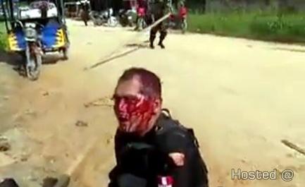 Medio matan a Policia