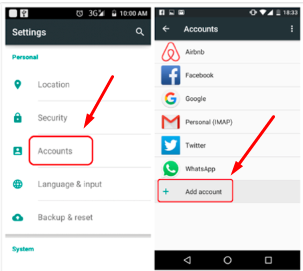 How to Add Facebook Friends to Contacts android<br/>