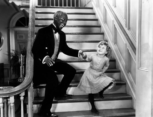 Shirley Temple in The Little Colonel - A Historic Film Against Prejudice