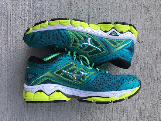 {Review of the New Mizuno Wave Sky}