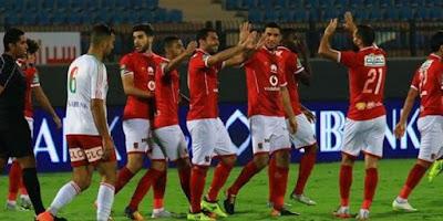 موعد مباراة الأهلي وانبي ضمن مباريات الدوري المصري 2019