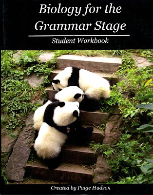 Biology For the Grammar Stage, part of homeschool curriculum review