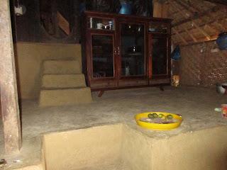 Rumah adat suku Sasak NTB
