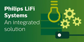 GoodBye to WiFi, as LiFi Produces Internet Connectivity Through LED Light