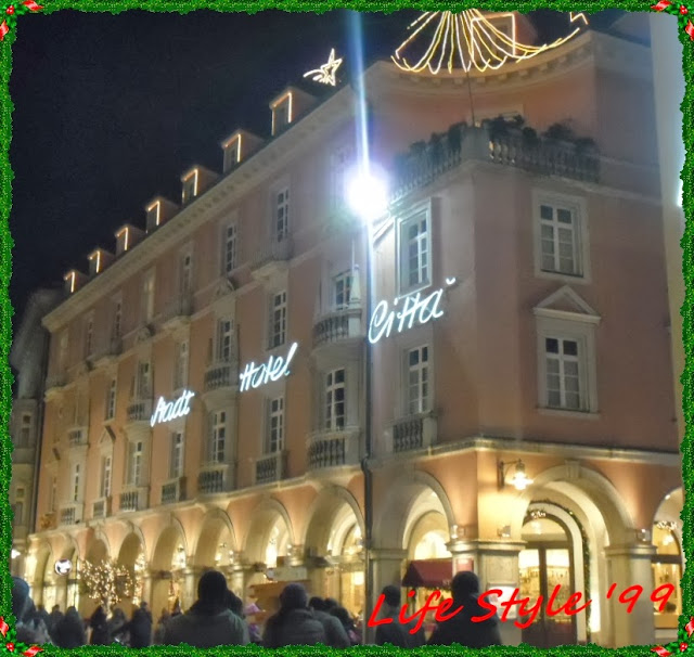 Lo Stadt Hotel