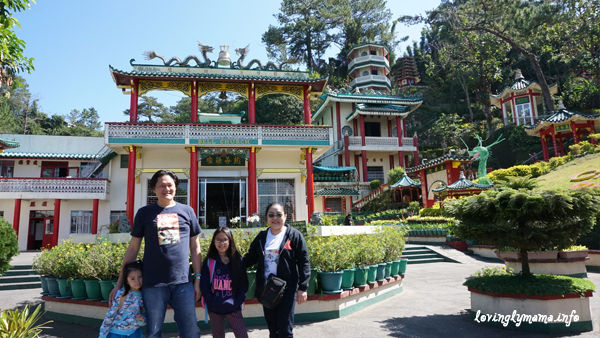 Baguio City - Bell Church
