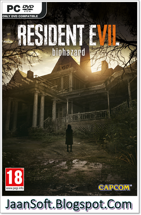 Resident Evil 7 Biohazard PC Game 2017 Download