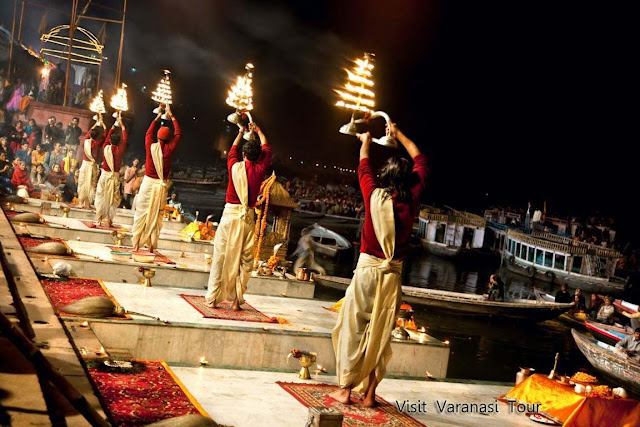 4 Night /5 days trip for Varanasi- Bodhgaya Tour with Ganga Aarti– Morning Boat Ride-- Temple Tour- Sarnath – Gayaji  Duration : 4 Night /5 days  Destination : Varanasi-Bodhgaya-Varanasi   Day1 : Varanasi Arrivals + Ganga Aarti  Pickup from Airport/Railway station and check in to Hotel.   At evening, get ready to experience one of the most memorable moments of your life, as you will be taken to River Ganges. Enjoy Ganga Aarti. Get a glimpse of the spiritualism at the Ganga Ghats (river front).Can enjoy the Ganga Aarti on Boat (optional and by own cost). Night stay at Hotel in Varanasi.    Summary :   1. Ganga Aarti    Day2 : Varanasi – Morning Boat Ride – Sarnath (15 KM 0.5 hr) - Temple Tour  Early morning, we will be taken for a boat ride on the Ganges. It is a mystical and spiritual experience as you watch people offering water to the Sun God and devotees taking holy dip in the Ganges. We will visit all the famous Ghats of Varanasi via boat. Latter visit the most religious Kashi Vishwanath temple, Annapurna Temple, the Bharat Mata temple, Sankat Mochan(Hanuman temple) , Manas Mandir, BHU. Come back to hotel for breakfast.    Latter in non, we will be taken for an excursion to Sarnath. Sarnath is the place where Buddha delivered his first sermon to his disciples. The attractions at Sarnath are the Buddha temples, the Dhamekha stupa, Chaukhandi stupa and the archaeological museum.    In evening have leisure time for shopping in Varanasi (optional and by your own). Night stay at Hotel in Varanasi.    Summary :   1. Morning boat ride on the River Ganges.   2. Vishwanath temple, Annpurna Temple   3. Bharat Mata Mandir, Sankat Mochan, Manas Mandir, BHU   4. Sarnath (Dhamekh Stupa, the Chaukhandi Stupa and the Archaeological museum)                Day3 : Varanasi – Bodhgaya (300 Kms 6 Hrs)  After Breakfast transfer to Bodhgaya Check in Hotel. Later Visit Lord Buddha Temple (Maha Bodhi temple), Bodhi Tree, Buddha Statue Covers other sightseeing places Sita Kund, Janki temple and Overnight stay at Hotel in Bodhgaya.    Summary :   1. Visit Lord Buddha Temple River , Bodhi Tree, Buddha Statue   2. Sita Kund, Janki temple             Day4 : Bodhgaya-Gaya-Varanasi (300 Kms 6 Hrs)  After Breakfast transfer to Gaya (12 Kms).Visit Vishnu Temples, Vishnupad Temple is sacred among Hindus and is dedicated to Lord Vishnu. According to believers and religious texts, the footprints inside the temple are those of Lord Vishnu.    Visit Japanese Temple, Chinese Temple, Tibetian Temple, Phalguna River and drive to Varanasi. Overnight stay at Hotel in Varanasi.    Summary :   1. Japanese Temple, Chinese Temple, Tibetian Temple   2. Visit Vishnu Temples   3. Phalguna River         Day5 : Varanasi - Drop to Airport/Railway station  After Breakfast, have leisure time in morning. Latter drop to airport/Railway station with pleasant memory of holy trip.    Summary :   1. drop to airport    Imagica Ticket, Ticket booking in ahmedabad, imagica Ticket, WaterPark Ticket, Imagica, imagica ticket at best price, akshar infocom, TRAVEL AGENT IN GHATLODIA, travel agent in science city, travel agent in sola, travel agent in ahmedabad, air ticket booking center in ahmedabad, air ticket chip, hotel booking, tour package in ahmedabad, 9427703236, 8000999660, akshar infocom International Air Tickets || Domestic Air Tickets || Cruise Booking || International& Domestic Packages || Hotel Booking World Wide ||  Visa Services || Passport Services || Overseas Travel Insurance || Railway Ticket || Bus Ticket ||  Car Rental || Foreign Exchange || Western Union & Transfast Money Transfer Services & More...  Ground Floor-11, Vishwas Shopping Center Part-1, R.C.Technical Road, Ghatlodia, Ahmedabad - 380061. Contact No.: 8000999660, 9427703236 E-mail : travel@aksharonline.com, info@aksharonline.com