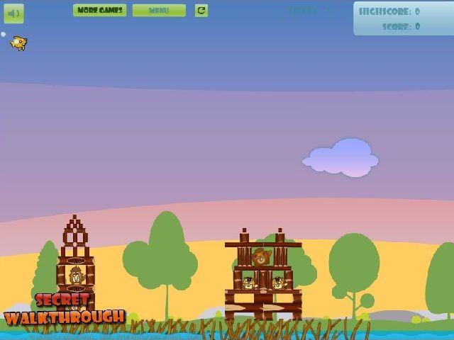 تحميل لعبة الطيور Beaver Creek للكمبيوتر برابط مباشر