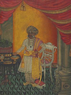 Mummudi Krishnaraja Wodeyar III
