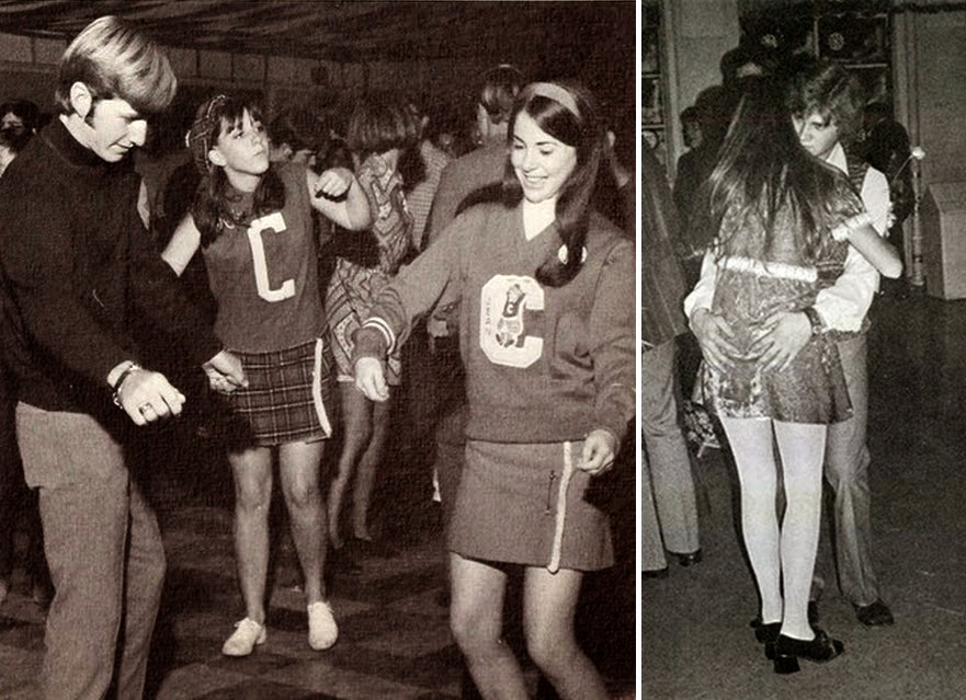 Pictures Of High School Awkward Dances From The 1970s