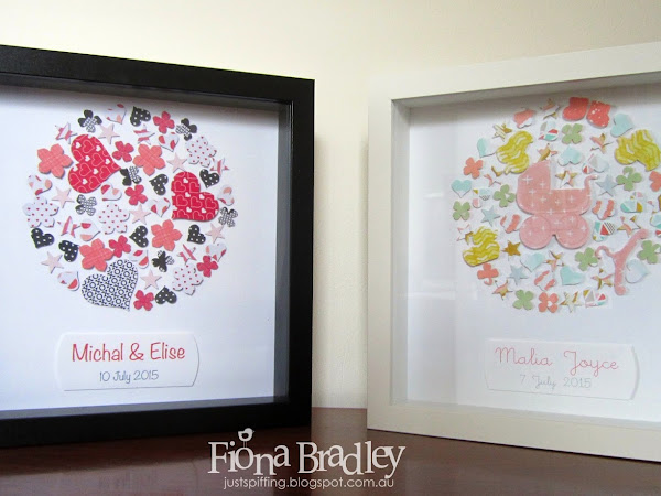 Shadow boxes for friends