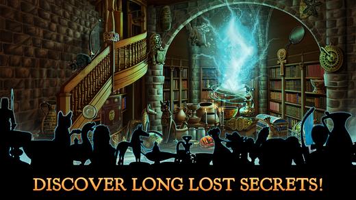لعبة حل الالغاز Secret Passages Hidden Objects