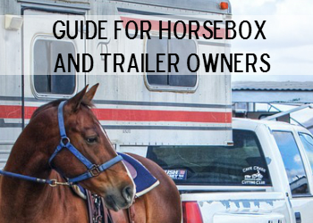 Guide For Horsebox And Trailer Owners