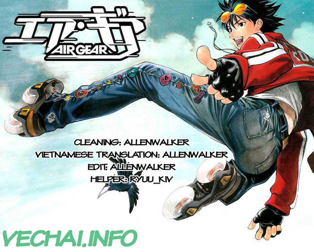 Air Gear Chap 061