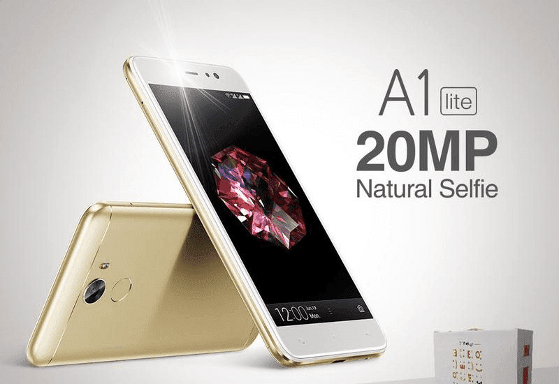 Gionee A1 Lite With 20 MP Selfie Cam Is Now In The Philippines!