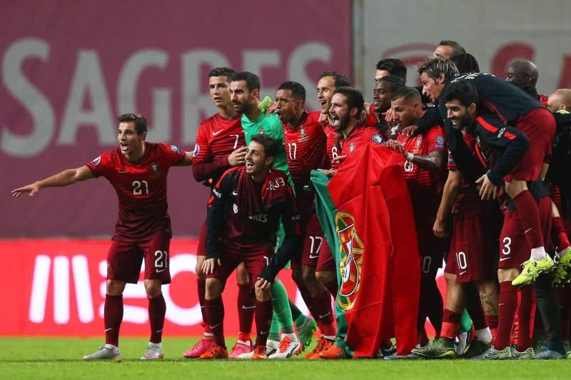 Portugal irá vencer a Islândia segundo as Previsões da Microsoft