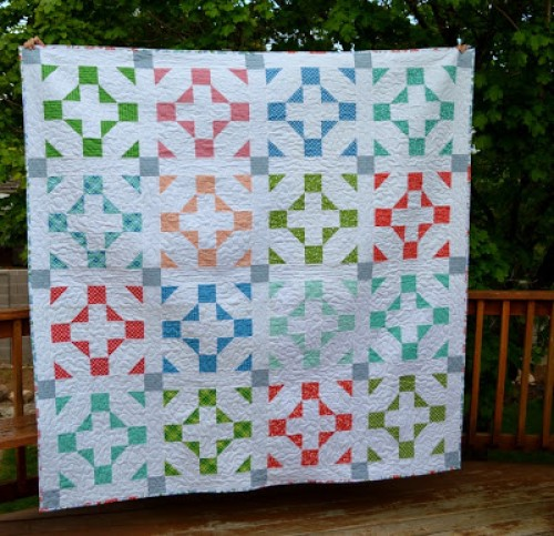 Hang Time Quilt