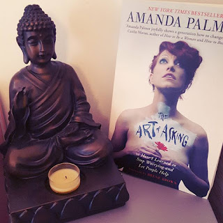 Pensée positive Count Your Blessings Lecture Reading Books Bookworm Amanda Palmer The Art of Asking Self-Help Développement personnel Bouddha Buddha