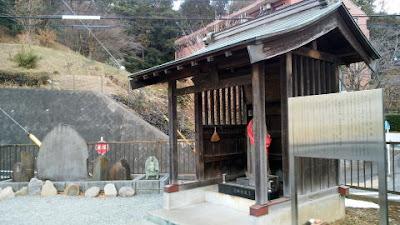 貝取の地蔵菩薩