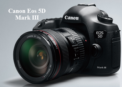 Spesifikasi dan Harga Kamera Canon Eos 5D Mark III