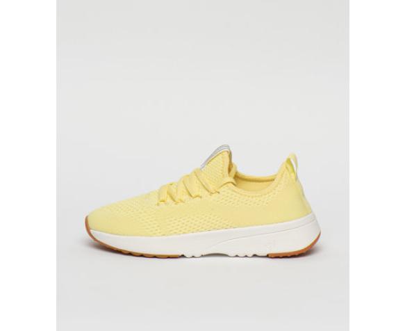 Pantofi sport slip-on de plasa galbeni la reducere Marc O Polo