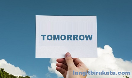 Mengutarakan Waktu Akan Datang Bahasa Inggris