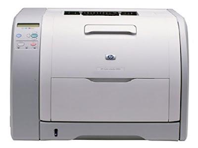 Image HP LaserJet 3550 Printer Driver