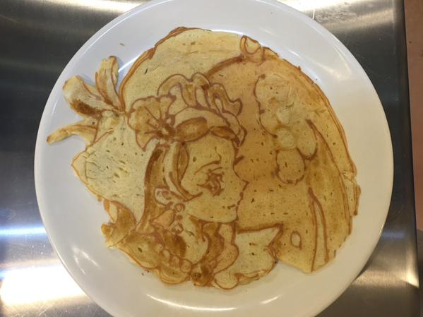 15-KimochiSenpai-Food-Art-in-WIP-Portrait-Pancakes-www-designstack-co