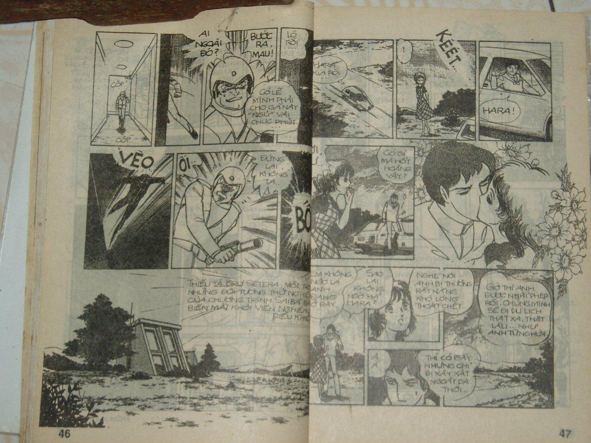Siêu nhân Locke vol 01 trang 22