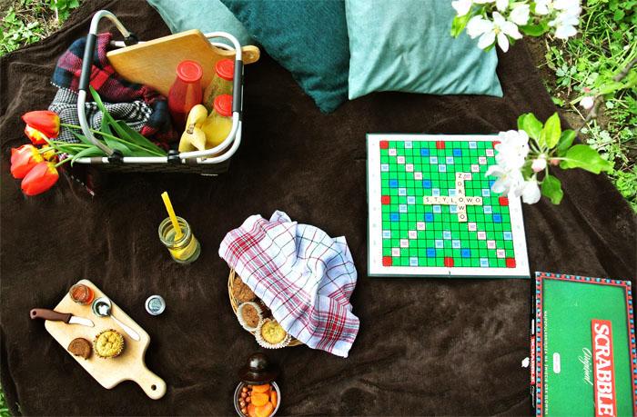koc, gry, piknik