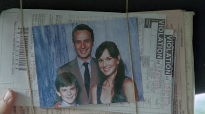 Rick Grimes Family Photo - Rick, Lori and son Carl.