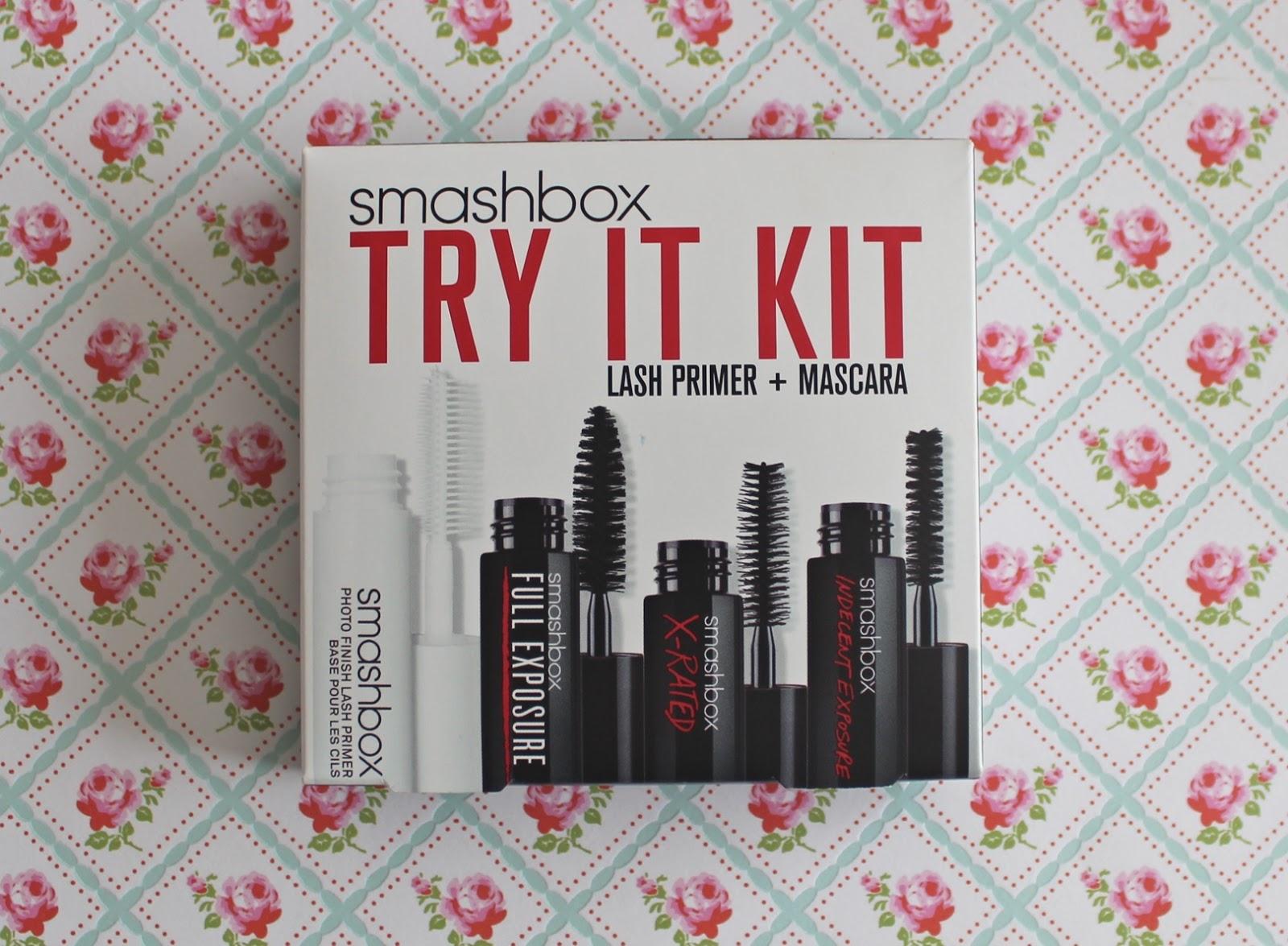 Smashbox Try It Kit - Lash Primer + Mascara
