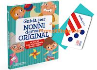 Logo Original Marines ti regala il Libro ''Guida per Nonni davvero Original''