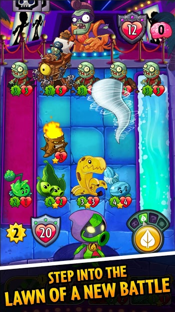 PLANTS VS ZOMBIES HEROES V1 12 6 (APK+OBB) Android DOWNLOAD