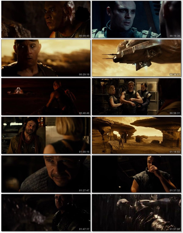 Riddick 2013 Dual Audio Hindi BluRay 480p ESubs 2