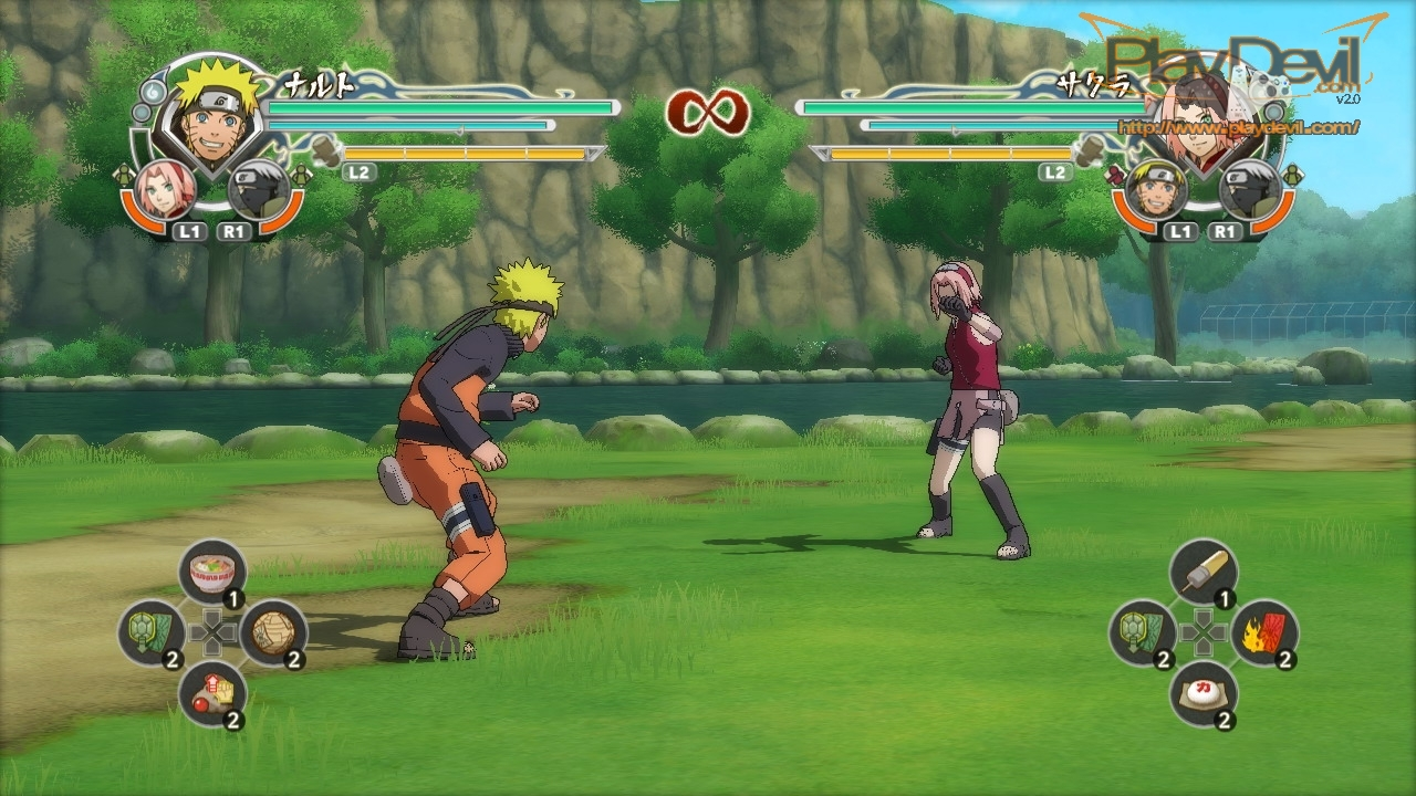 Naruto Ultimate Ninja Storm 4 Apk Mod