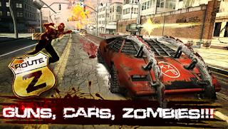 Merupakan sebuah game dengan tema zombie lainnya Unduh Game Android Gratis Route Z apk + obb