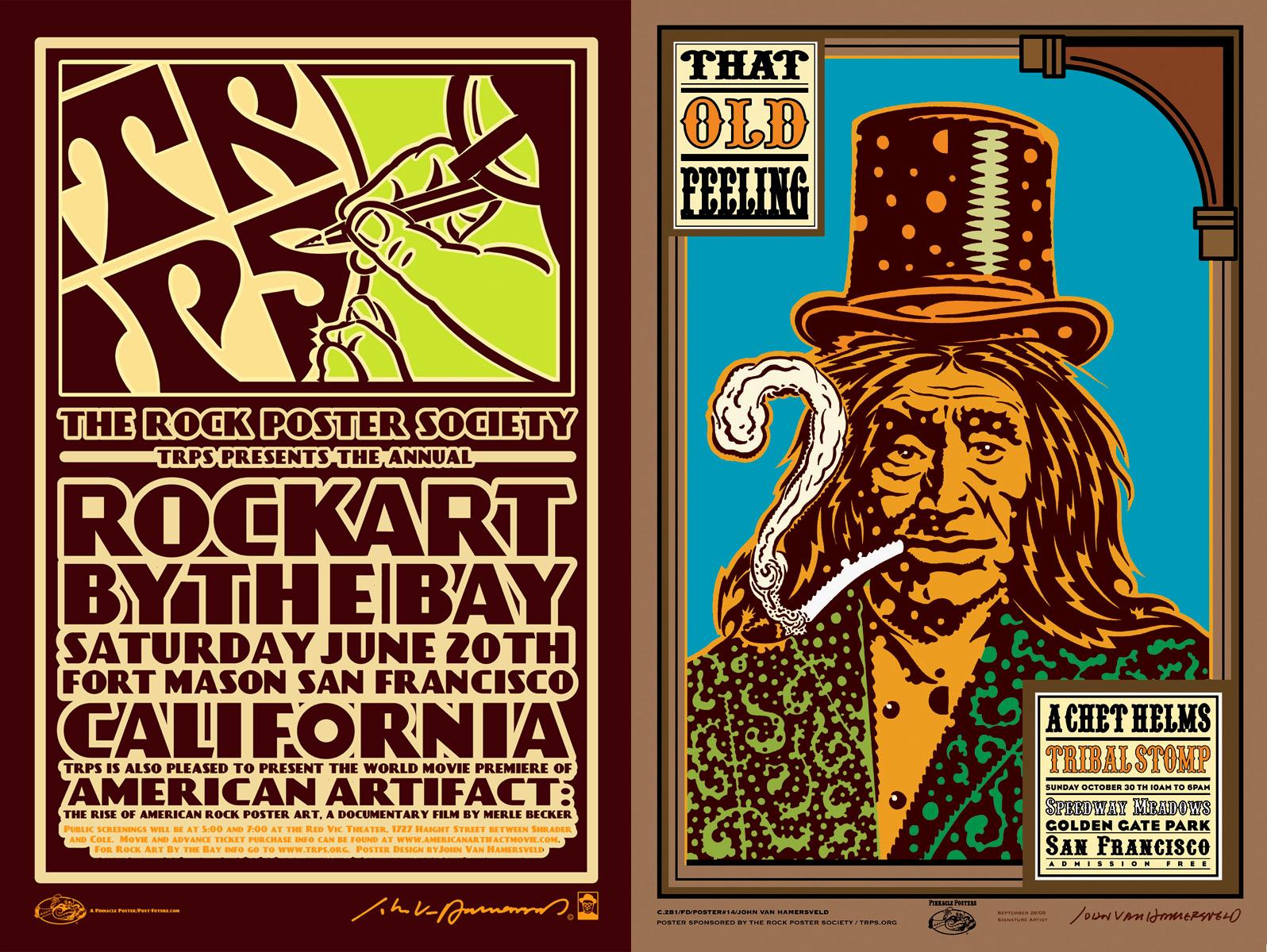 a2b31b78d3a Crewkoos Rock Poster Artists Interviews  John Van Hamersveld (US)