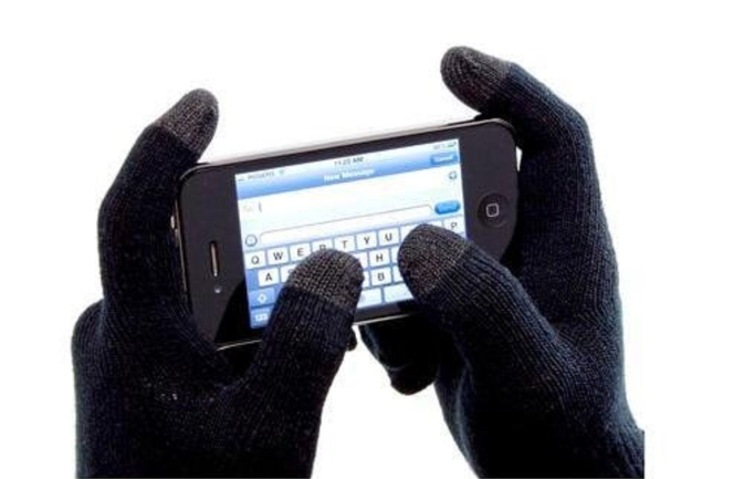Hipstreet Touch Rubber gloves