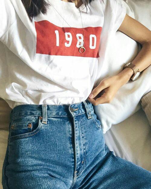 Vuelven los '90 con los Mom-Jeans